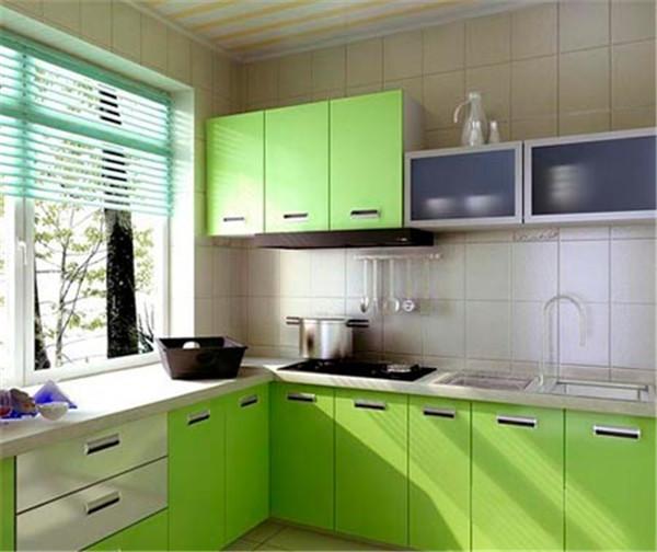 厨房装修效果图4