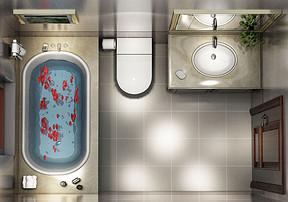 别墅装修公司教你如何打造干净卫生间