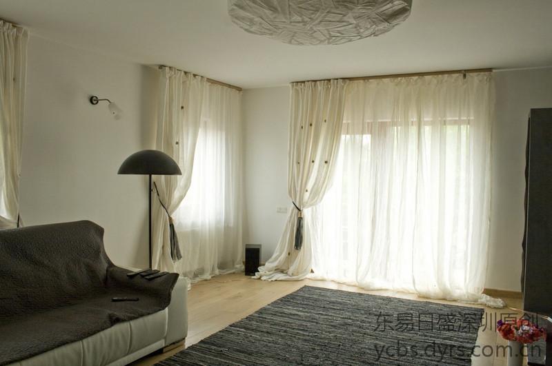 窗帘选择技巧-材质