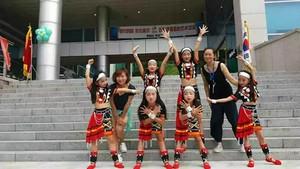 """东易日盛-慈善基金""""一带一路""""国际舞蹈公益"""