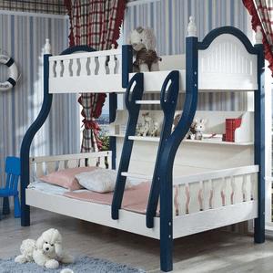儿童房双层儿童床选购 儿童房双层儿童床搭配