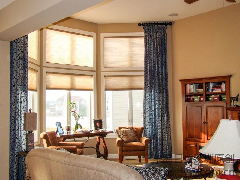 窗帘选择技巧-窗帘杆