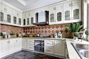 五种厨房装修台面材料,该选哪个呢?