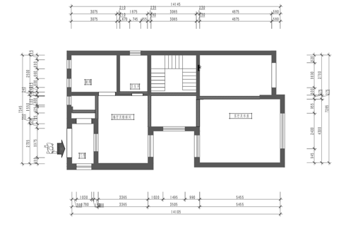 君山墅-现代简约-220平米装修设计理念
