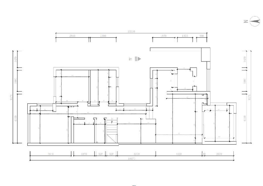 润枫水尚-220平米-现代简约装修设计理念