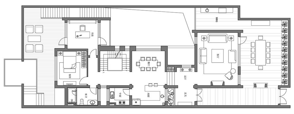 紫云台装修设计理念
