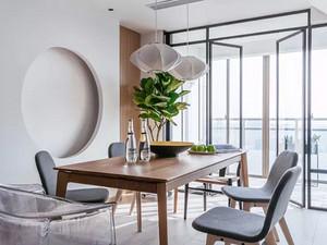 宁波软装设计中各种材质的餐桌特点分享