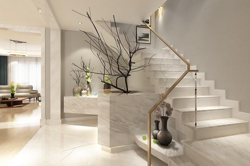 装修时客厅地砖有什么作用?