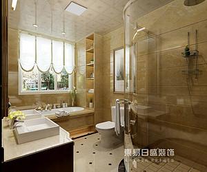 卫生间装修设计的八大原则,超实用