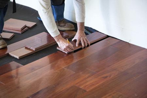 安装木地板