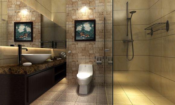 地面和浴室的环保装修材料
