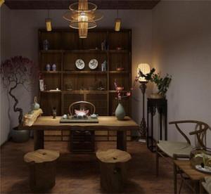 茶室装修的4个技巧 中式茶室怎样装修