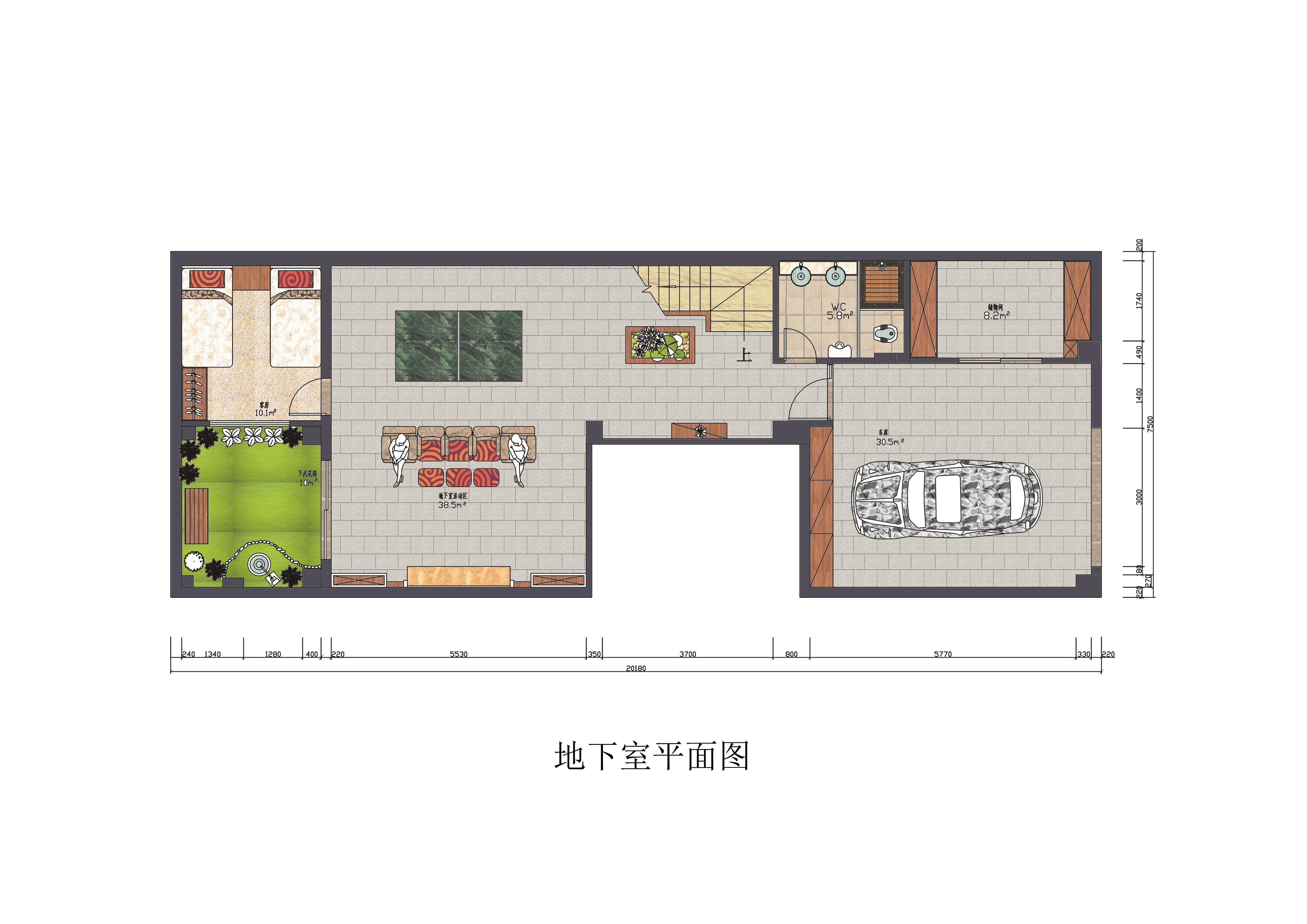 中海文化熙岸装修设计理念