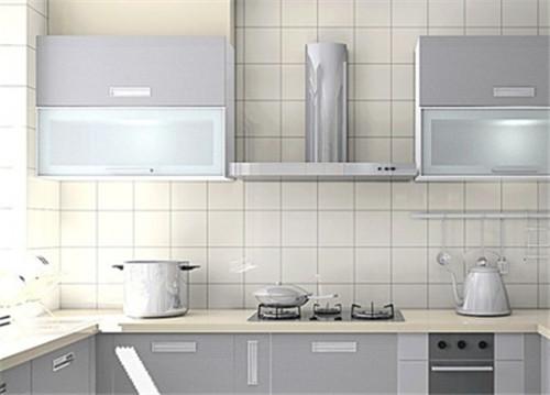 厨房墙砖什么颜色好?