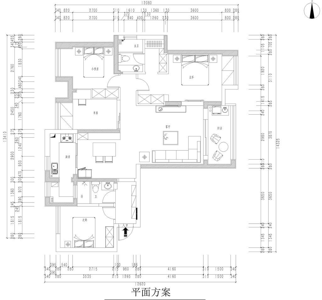 福星惠誉东湖城日式简约装修效果图装修设计理念