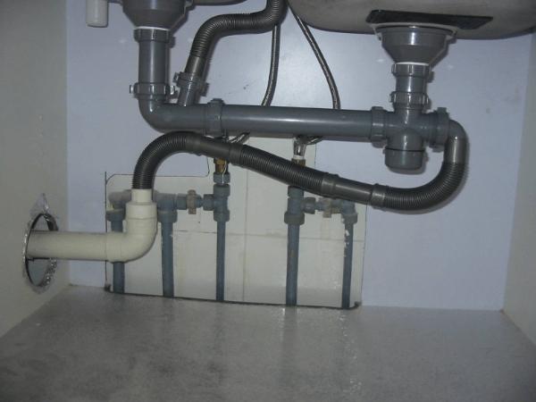 家庭装修厨房下水管道安装施工注意事项
