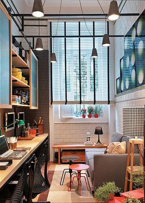 书房吊顶设计 享受精致书房生活