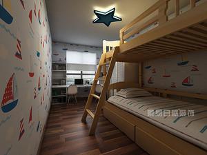 东易日盛:儿童房装修设计效果图