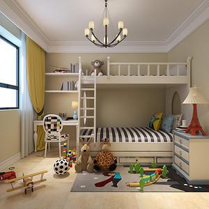 1,家具选择 我们可以根据房间的结构去合理的选择家具,例如儿童房间的