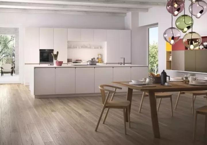 厨房的装修设计中的一些小技巧