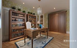 郑州欧式书房装修设计注意事项,欧式书房装修设计要求