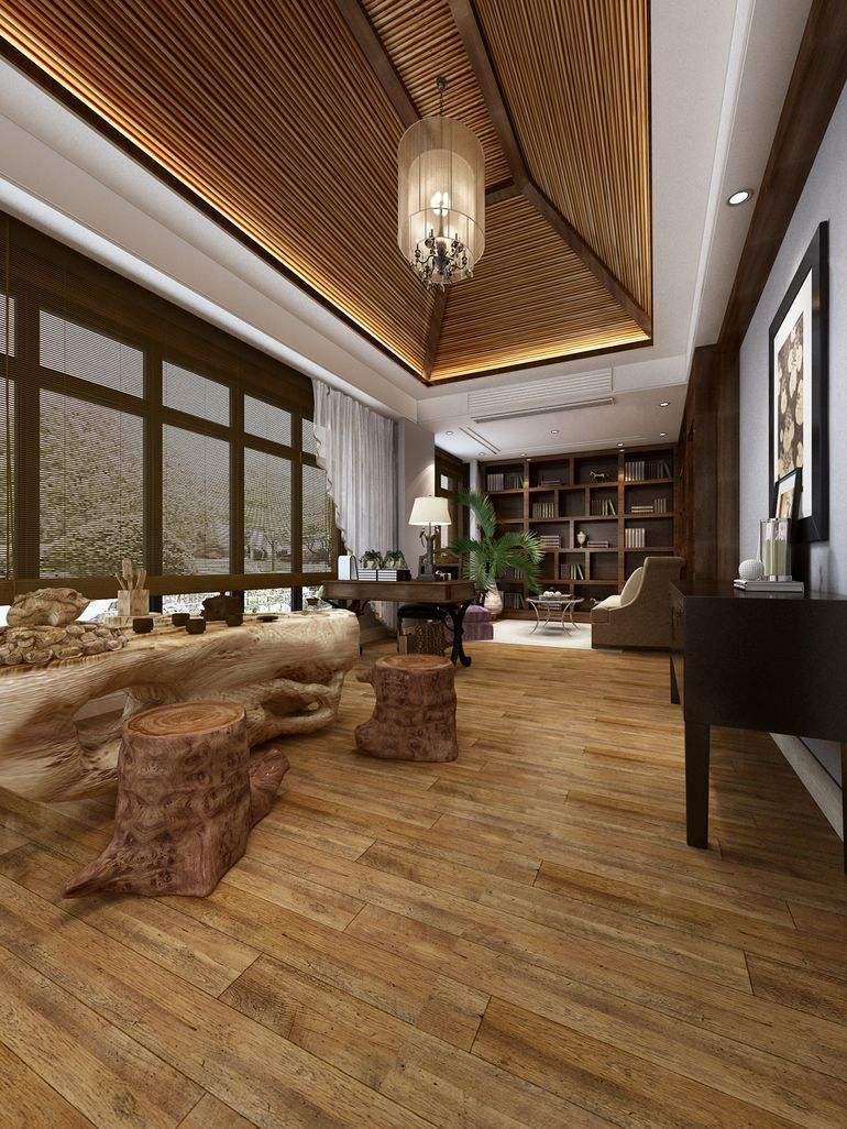 杭州家装设计公司教你如何解决地板起拱问题