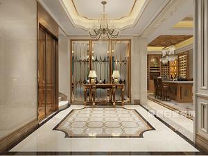 500平米别墅装修设计案例鉴赏,给家人最好的爱