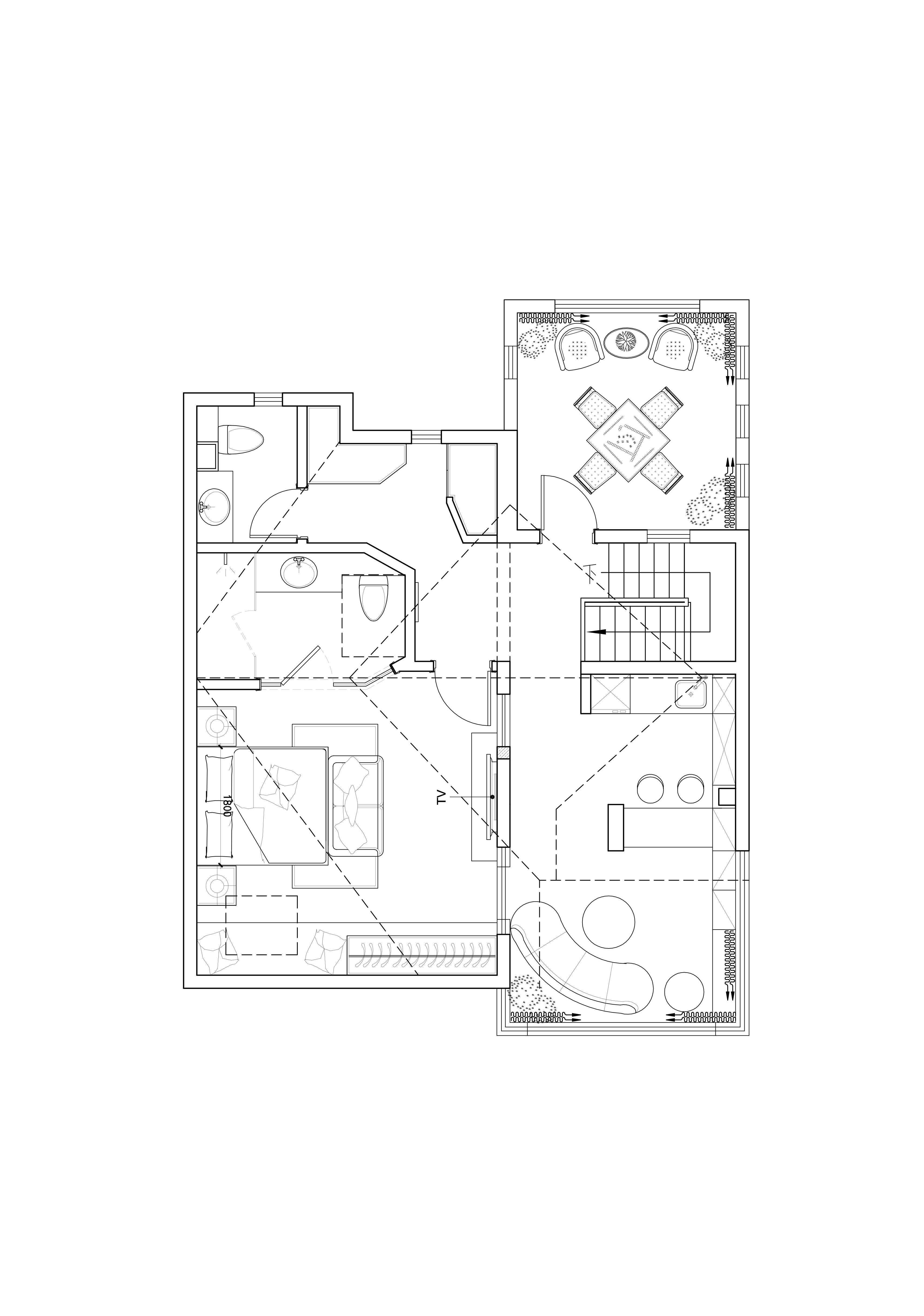 红杉溪谷-275平米-简欧装修设计理念
