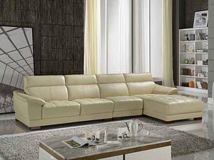 浅色系的皮质沙发要怎么来保养清洗