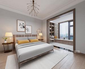 卧室床头背景墙装修图片,给卧室颜值加分不止一点点