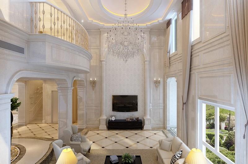 北京别墅装修时色彩要如何搭配呢?有什么需要参考的?