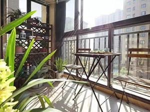 【重庆家装】阳台装修设计