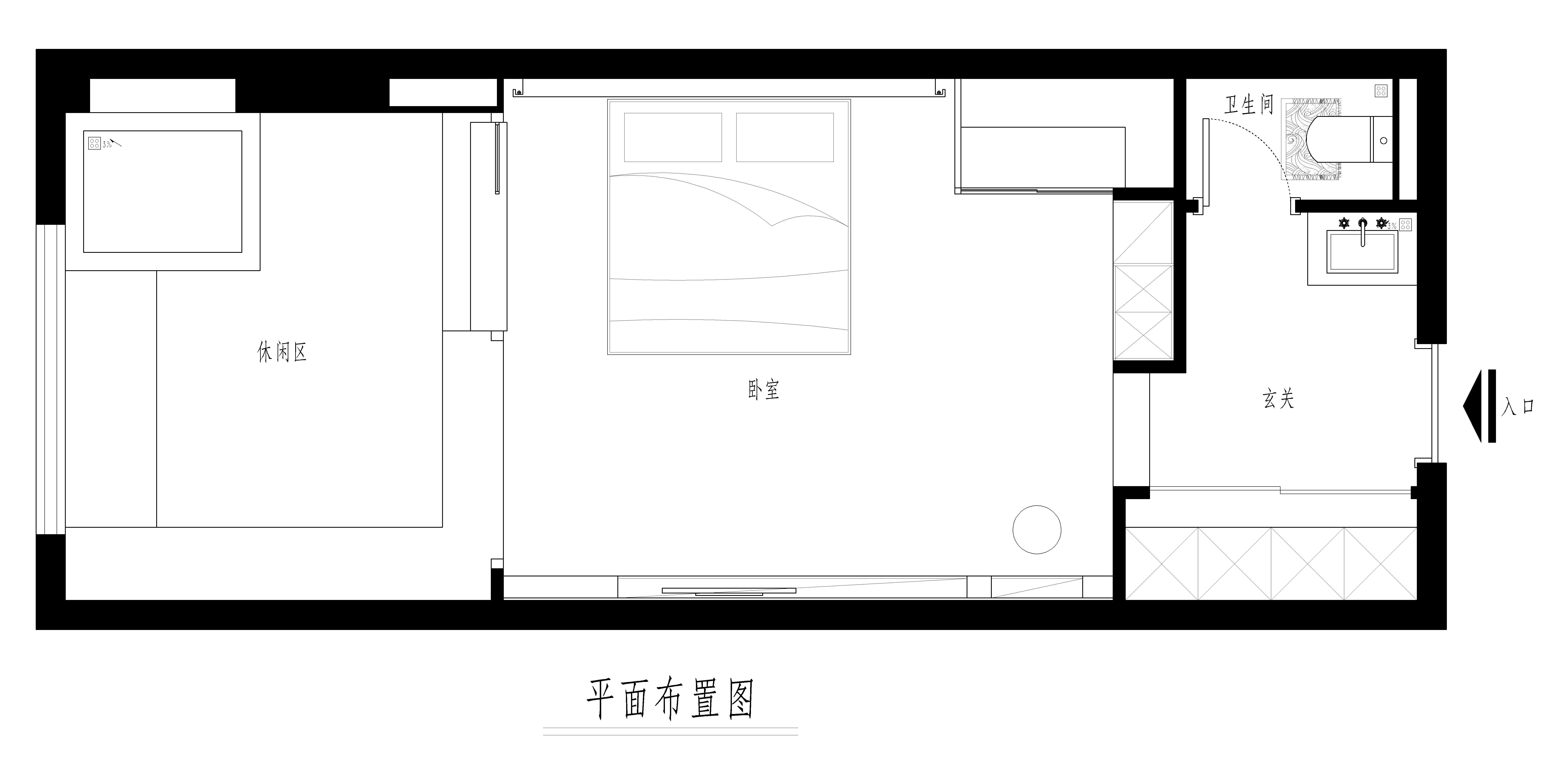 保利天禧-现代简约-173平装修设计理念