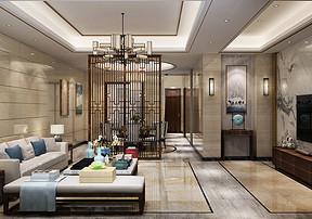 北京别墅装修设计 如何选择实木多层复合地板
