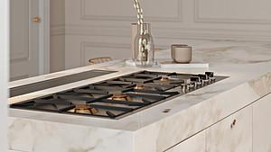 顾家的人需要有一间厨房,大厨房应该怎么装修呢?