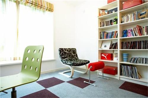 書房如何設計好看?書房設計注意事項有哪些?