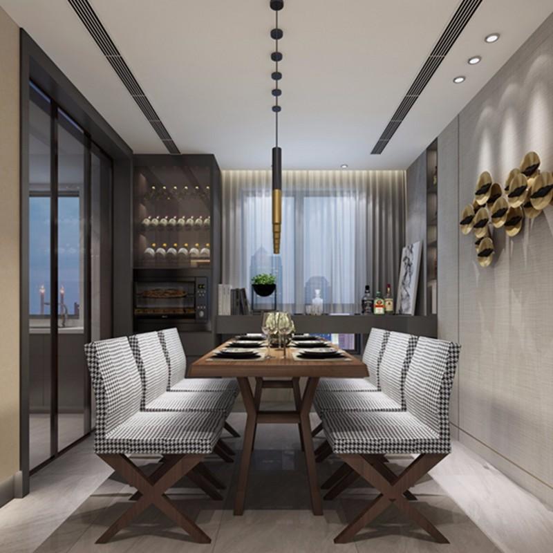 无锡室内装修设计之港式厨房装修风格的设计要点