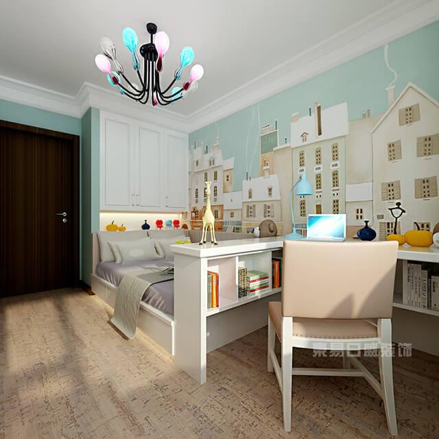 尚景新世界-儿童房装修设计效果