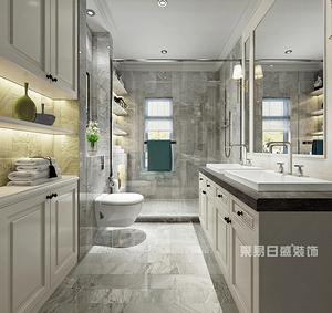 【上海装修公司】卫生间干湿分离隔断尺寸 卫生间干湿分离隔断装修
