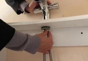 安装水龙头有哪些方法