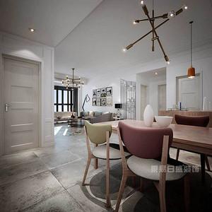 北欧风格装修效果图欣赏,让房子绽放不一样的美