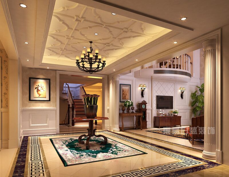 137平简欧三居室装修设计案例,简欧三居室怎么设计比较好