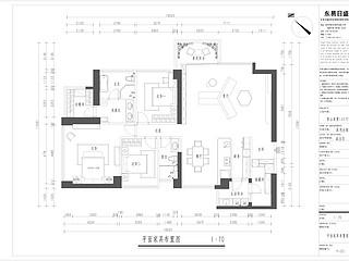 香山美墅云邸  185平方米 美式田园风格装修户型解析规划