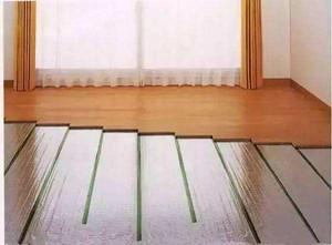木地板和地砖同时铺时怎么收口
