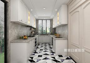 4款厨房装修效果图,欧式or现代,谁与美食更相称?