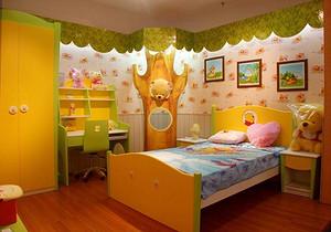 儿童房墙面装修需要注意的问题都有哪些?