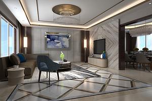 高端别墅装修设计 装修即省钱又保证质量
