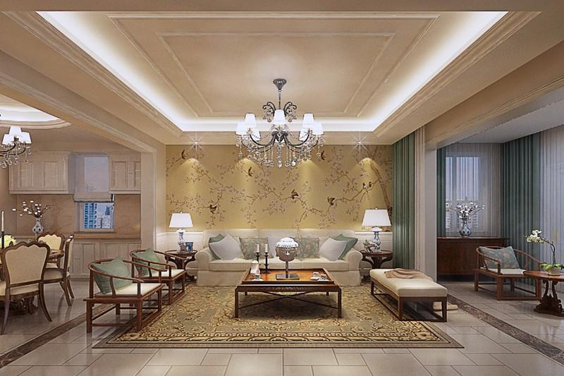 2018年流行的别墅装修设计风格五,欧式风格 欧式风格,给人印象最深刻