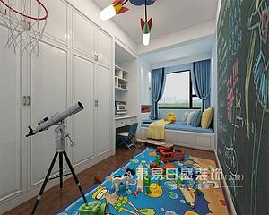 儿童房怎么装修?儿童房装修案例欣赏--太原东易日盛搜集整理