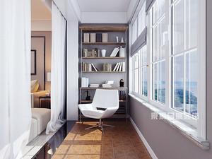客厅装修小妙招教你如何在客厅装修设计多出一个书房